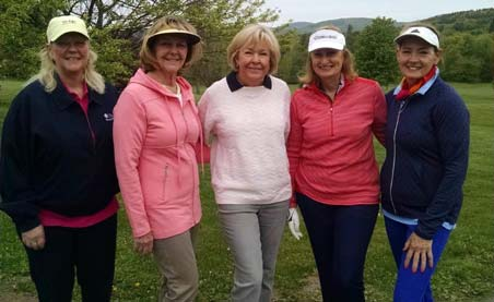 Stafford Golf Womens Class of May 21, 2017